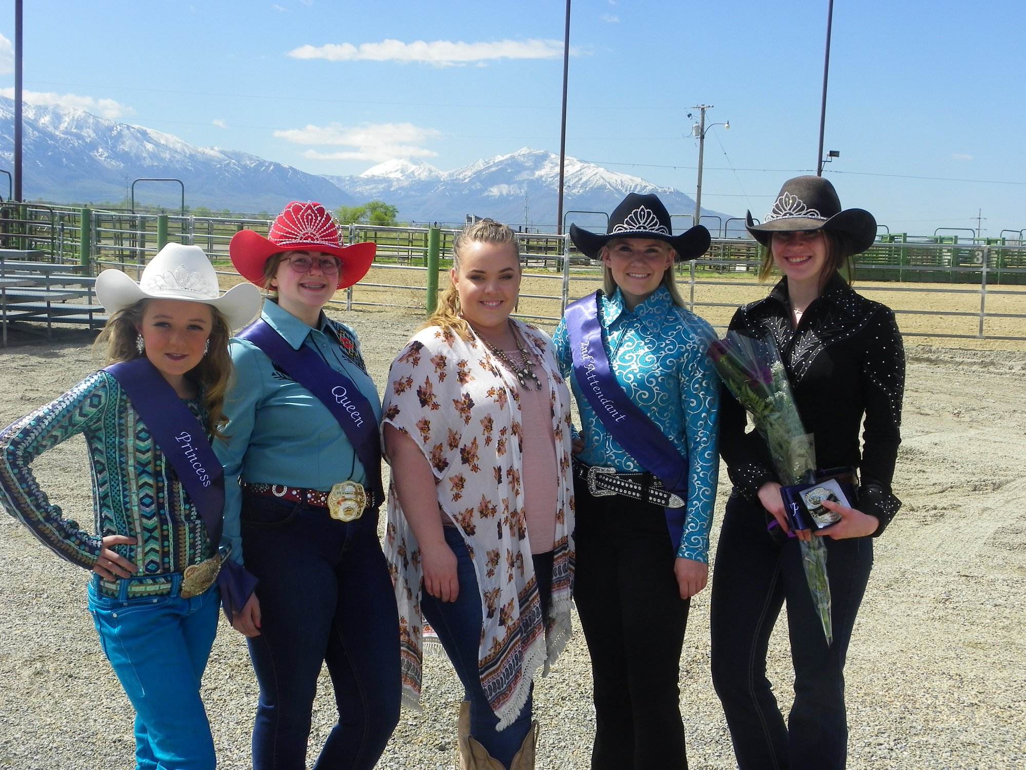 2019 Rodeo Royalty