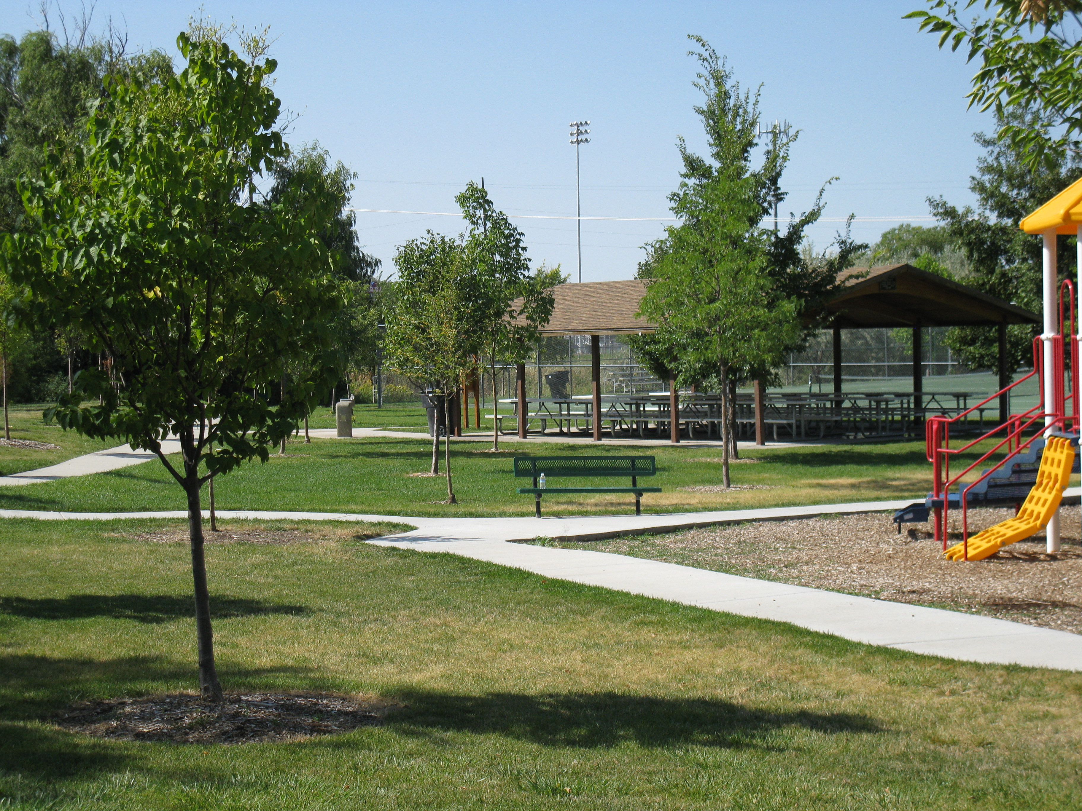 Arts Park Buildings And Grounds