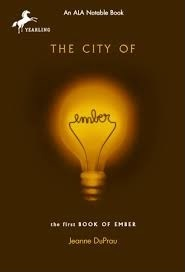 City of Ember, The (set of 8)