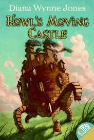 Howl's moving castle (set of 8)