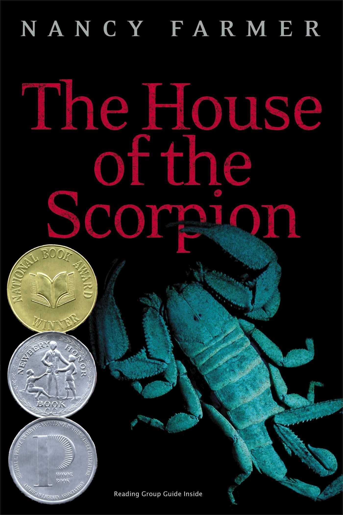 House of the Scorpion, The (set of 8)