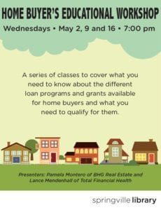 Home Buyer's Educational Workshop