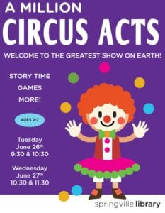 A Million Circus Acts