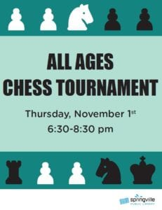 All Ages Chess Tournament