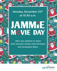 Jammie Movie Day