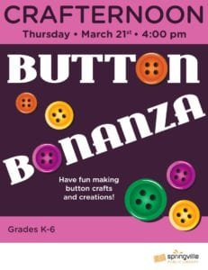 Button Bonanza