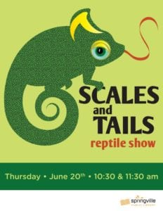 Scales and Tails