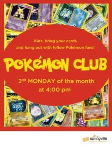 Pokemon Club