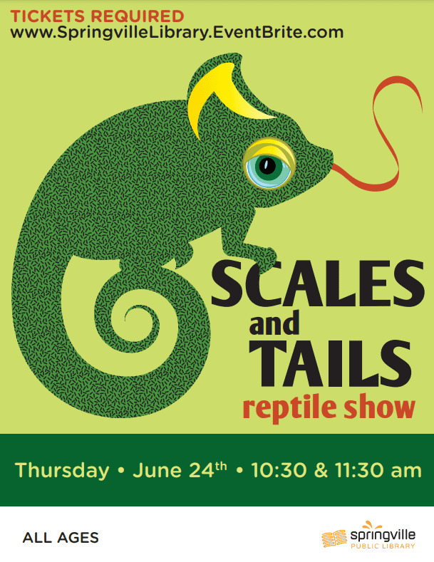 Scales and Tails Show (SOLD OUT)