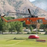 "The ""Sky Crane"" can carry about 2,650 gallons of water!"