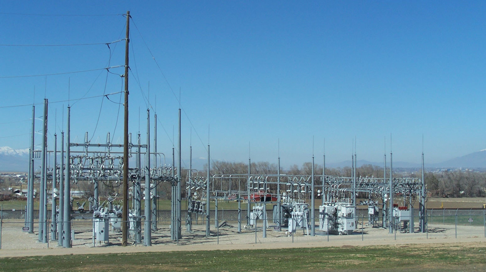 Baxter Substation