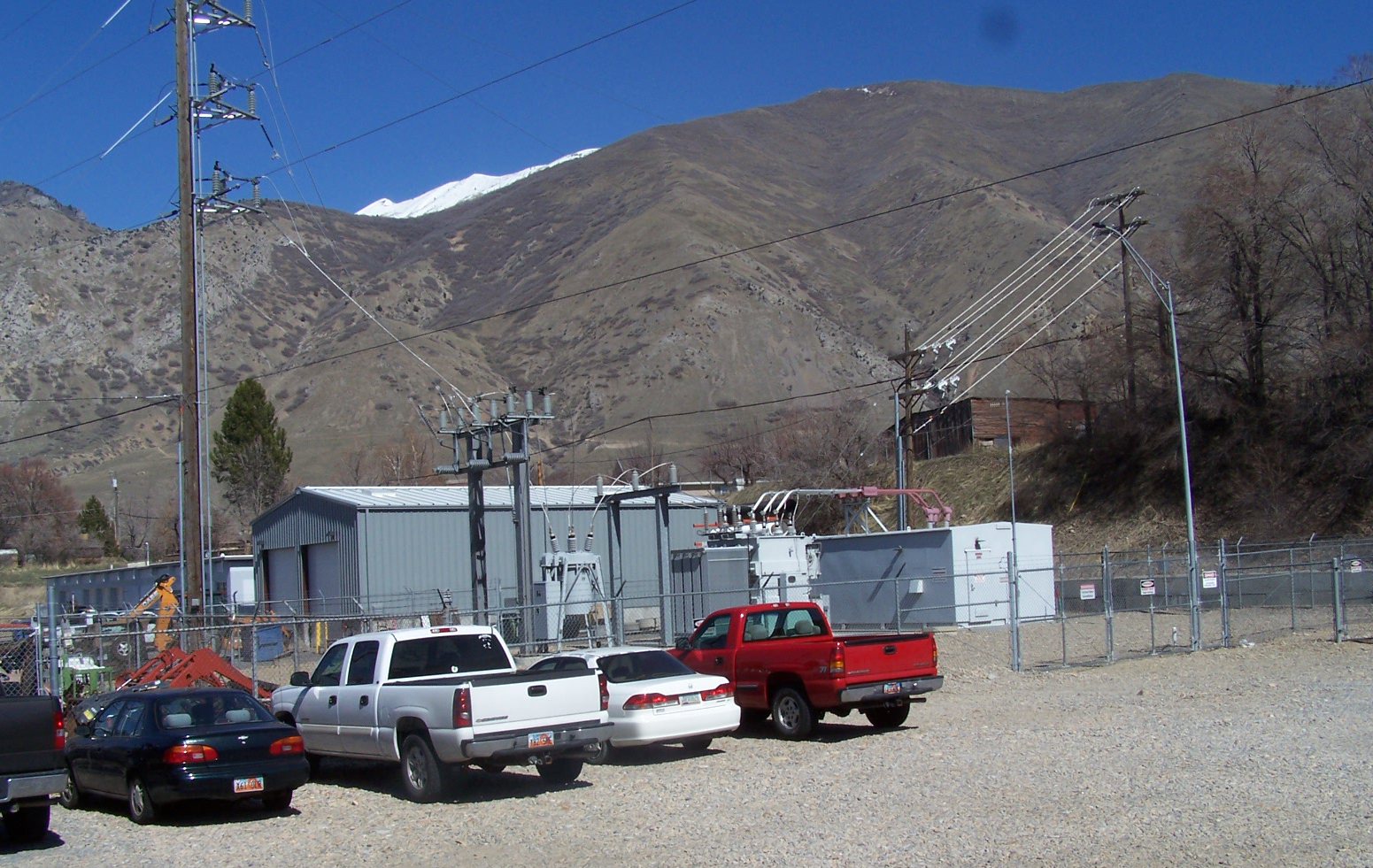 Compound Substation
