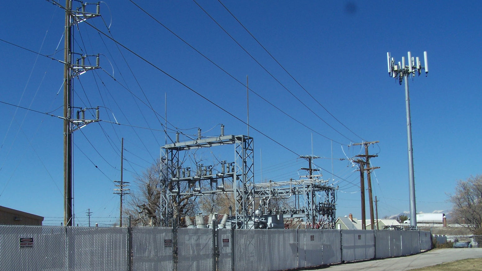 Knight Substation