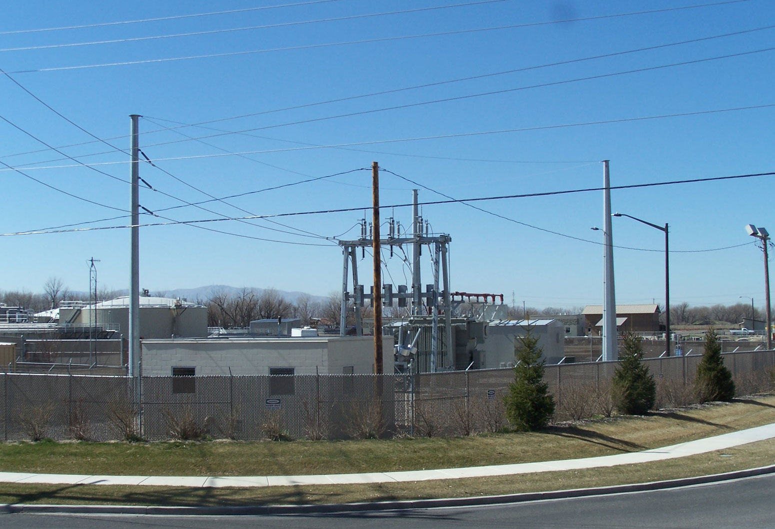North Substation
