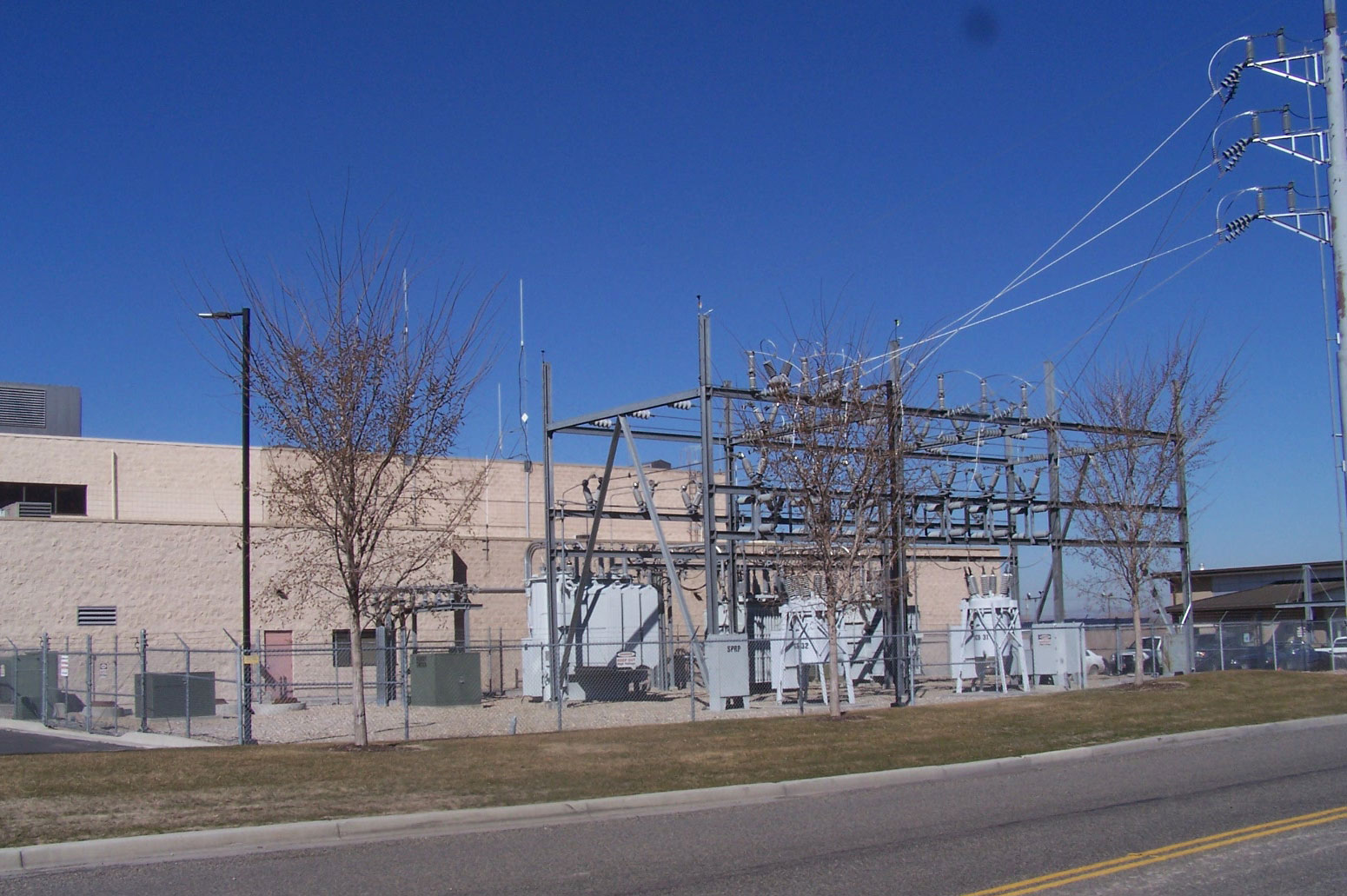Whitehead Substation
