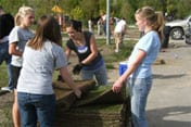 Volunteer In Springville
