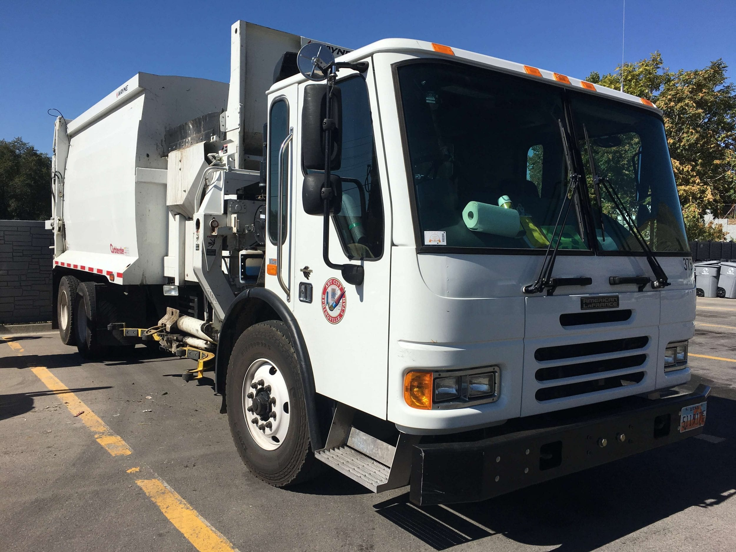 Delayed Garbage and Recycling Pickup This Week