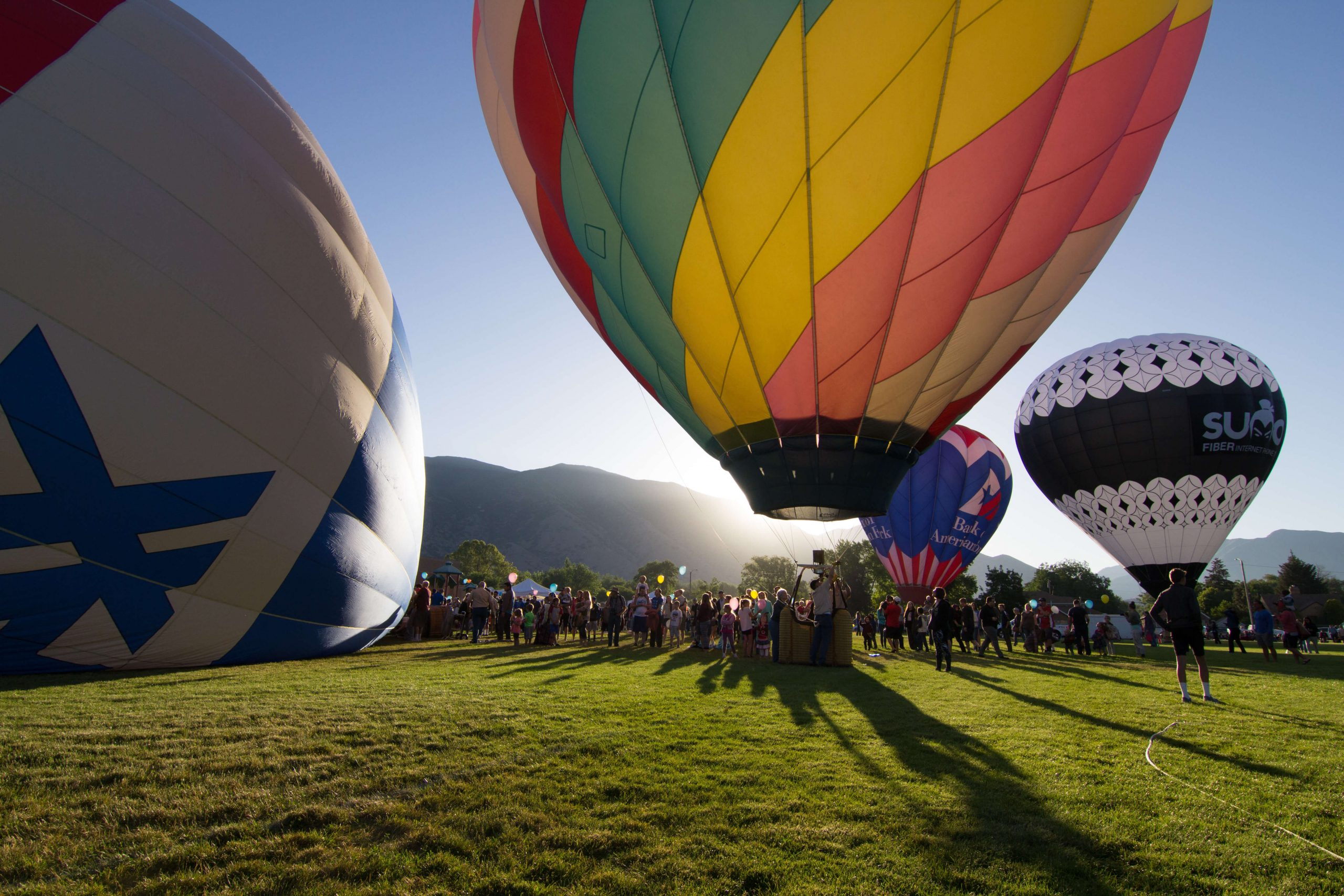 Balloon Fest 6:30 am @ Cherry Creek Elementary
