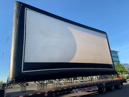 Drive-In Movie @ Rodeo Grounds